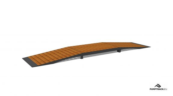 Bicycle track - Larix W7