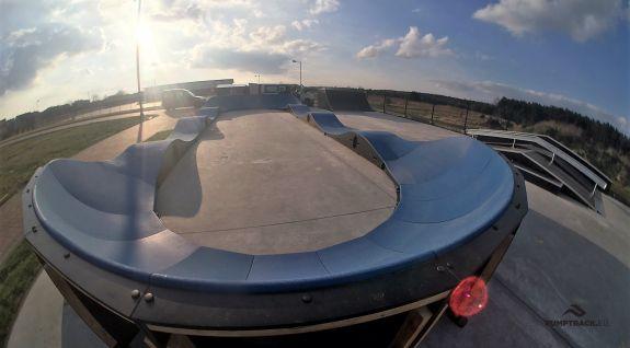 Skatepark and pumptrack in Mierzęcice