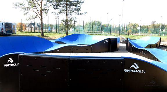 Fietspad geschikt voor skateboarden