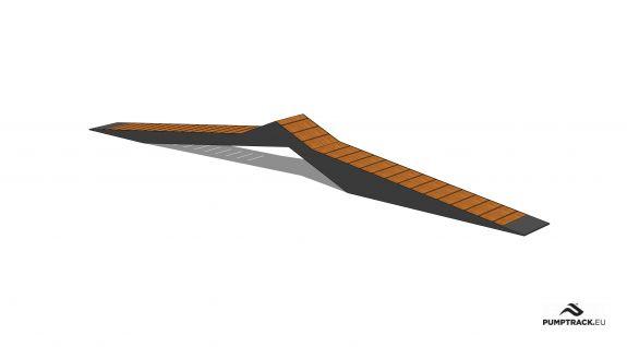 Fietspad - Larix B1