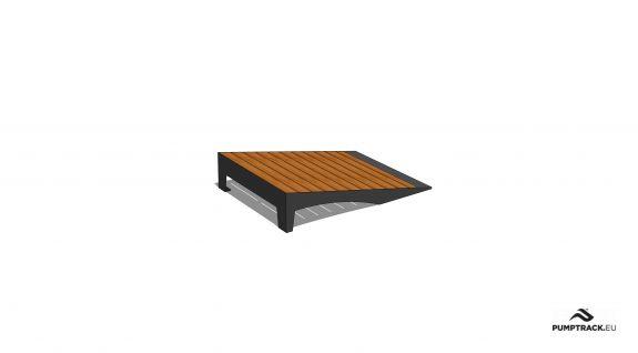 Fietspad - Larix W1