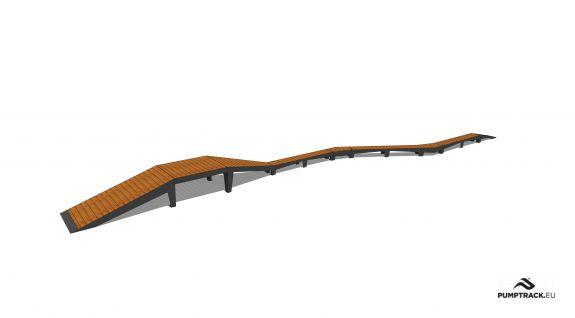 Fietspad - Larix W27