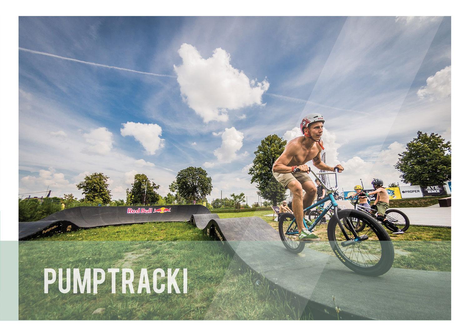 Katalog pumptracki - Pumptrack.eu