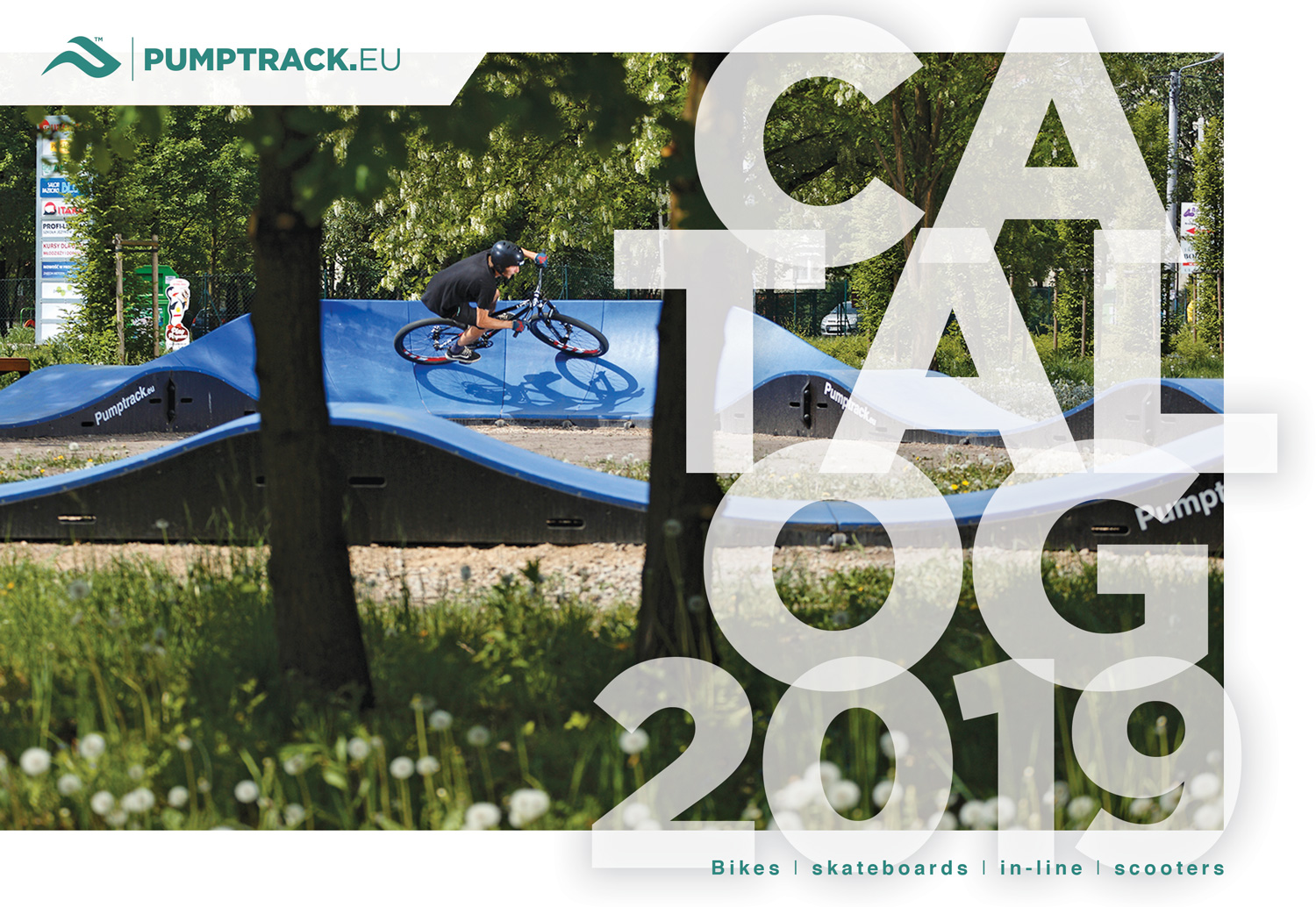 pumptracks catalogue 2019