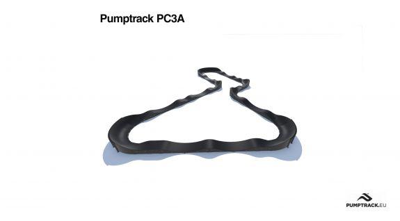 Modulära pumptrack PC3A