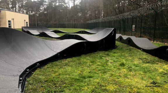 Pumptrack made in module technology