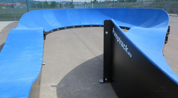 Radbahn - Modularpumptrack