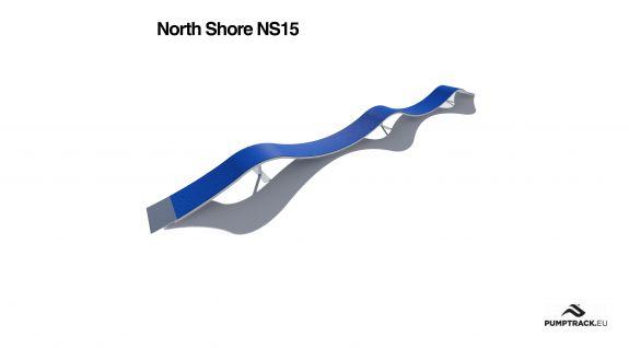 Kładka rowerowa North Shore NS15