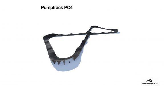PC4 - Modulopbygget pumptrack