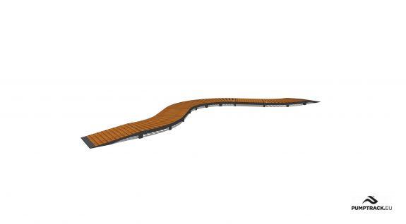 Pista ciclabile - Larix W19