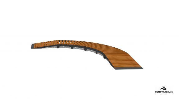 Piste cyclable - Larix W14