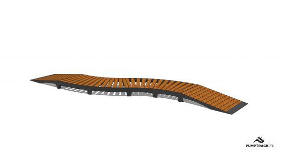 Piste cyclable - Larix W17