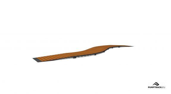 Piste cyclable - Larix W18