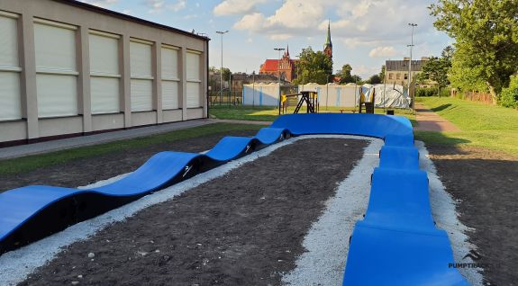 Modułowy pumptrack