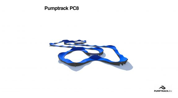 وحدات Pumptrack PC8