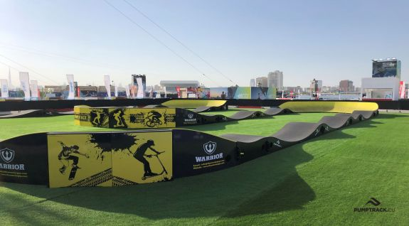 Pumptrack Dubaj