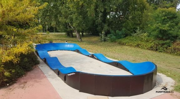 Pumptrack PC1 - Włochy